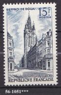 FRANCE ANNEE 1956 N° 1051   NEUF*** - France