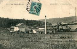BOURDONS(HAUTE MARNE) COUTELLERIE - Autres Communes