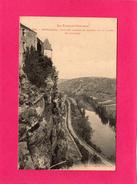 82 TARN ET GARONNE, BRUNIQUEL, Vue Sur L'Abîme Du Château Et L'Aveyron, (Labouche) - France