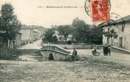 BETTANCOURT LA FERREE(HAUTE MARNE) - Autres Communes