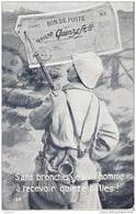 SANS BRONCHER - Guerra 1914-18