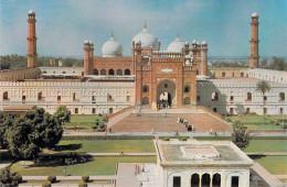 Asie-PAKISTAN Badshahi Mosque LAHORE(1)  Built By Mogal Emperor  (mosquée Religion Islam)*PRIX FIXE - Pakistan