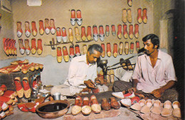 Asie-PAKISTAN  Ancient Shoes Of The Mughals Known Khussa Of Pakistan Culture  (chaussures)*PRIX FIXE - Pakistan