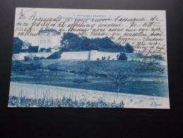 BEAUREGARD-L'EVÊQUE  Le Château Des Evêques  Années 20 - Autres Communes