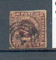 DK 16 - YT 2 Obli - 1851-63 (Frederik VII)