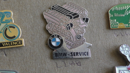 BMW SERVICE MOTEUR - BMW