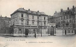 ¤¤  -   72   -   GRENOBLE    -   La Banque De France    -  ¤¤ - Grenoble
