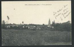 Buellas  ( Ain ) - Vue Générale   -  Obe2206 - France