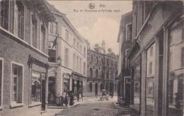 Ath - Rue Du Chaudron Et Athenée Royal - Ath
