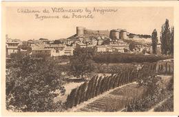 Villeneuve-lès-Avignon - Le Château - Villeneuve-lès-Avignon
