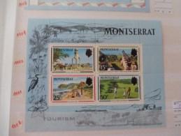 Bloc 1 Tourisme - Montserrat