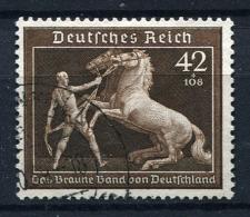 99031) DEUTSCHES REICH # 699 Gestempelt Aus 1939, 32.- € - Deutschland