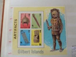 Bloc 1 Gilbert Island Artifacts - Timbres