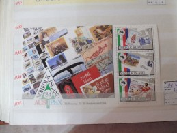 Bloc 6 Melbourne 1984 - Ile Norfolk