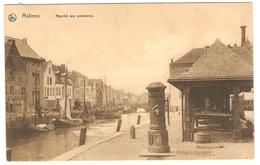 MALINES  --  Marché Aux Poissons - Machelen
