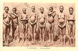 E-16 -2267 :  BOZOUM FEMME KARE - Zentralafrik. Republik