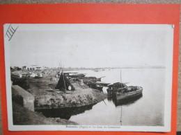 BAMAKO . LE QUAI DU COMMERCE - Niger