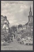 FR - 59 - CAMBRAI EN 1919 - Rue Tavelle Après Les Bombardements - ED. A. Marcoux - - Cambrai