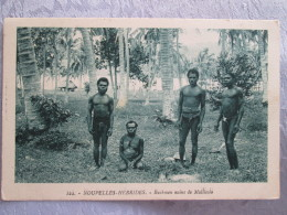 NOUVELLES HEBRIDES .  BUSHMEN NAINS DE MALLICOLA . RARE - Postcards