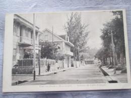 MARTINIQUE . FORT DE FRANCE . BUREAUX DU CABLE FRANCAIS . DOS 1900 - Cartes Postales