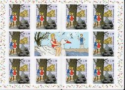 Markenheftchen Bund Postfr. MH 96 Grimms Märchen MNH ** - Postzegelboekjes