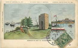 E-16 -2279 : NORFOLK-VA-MAY TO DECEMBER 1907 - Norfolk