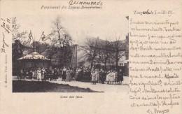Tongerlo - Cour Des Jeux - Pensionnat - Westerlo