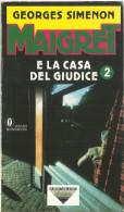 # Georges Simenon - Maigret E La Casa Del Giudice - Oscar Mondadori 1990 - Simenon