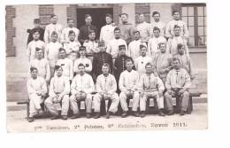 60 Noyon 1911 1 Er Escadron 2 Eme Peloton 9 Eme Cuirassiers Soldat Militaire Cuirassier - Noyon