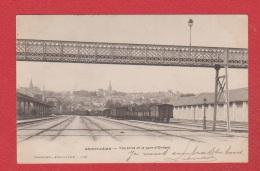 Angoulème  --Vue Prise De La Gare D Orléans - Angouleme