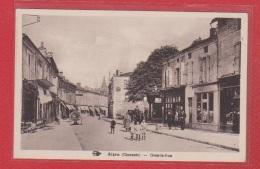 Aigres  --  Grande Rue - Other Municipalities