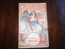 CB6 Oeuvres Complètes D Alphonse Daudet Port Tarascon N°114 3 - Kranten