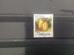 Maleisië / Malaysia - Vruchten (2) 1986 - Maleisië (1964-...)