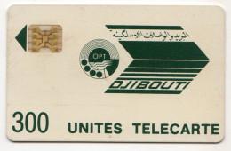 DJIBOUTI REF MV CARDS DJI-06 32 000 Ex - Djibouti
