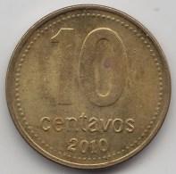 @Y@     Argentinië   10 Centavos   2010      (3439) - Argentinië