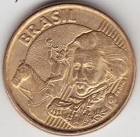 @Y@     Brazilië   10   Centavos    2004       (3445) - Brazilië