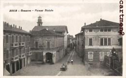 GOZZANO PIAZZA STATUTO PIEMONTE - Italia