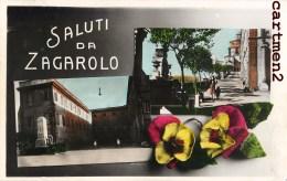 SALUTI DA ZAGAROLO LAZIO ROMA - Non Classés