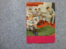 Les Chaussettes Noires, Eddy Mitchell, CP SM (état)  ; Ref 900 CP 01 - Künstler