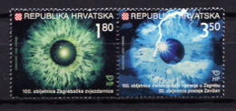 Croatia 2002 Croacia / Astronomy Zabreb Observatory MNH Observatorio Astronomia / Jl36  30 - Astrología