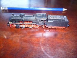 CB6 Locomotive - Charbon - Minitrix 51 2902 00 Toujours Dans Sa Boite  - No Marklin - Non Classés