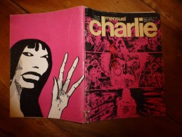 Janvier 1978 CHARLIE MENSUEL :« Journal Plein D'humour Et De Bandes Dessinées, Cabu Etc » - Wolinski