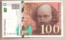 Francia - Banconota Circolata Da 100 Franchi - 1997 - 1992-2000 Ultima Gama