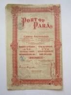 Port Of Para - Transports