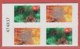 2002 ** (sans Charn., MNH, Postfrish)  Yv  1395/6Mi  1450/1NHK  1485/6 - Norvège