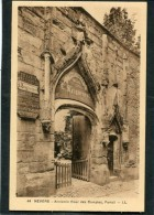 CPA - NEVERS - Ancienne Cour Des Comptes - Le Portail - Nevers