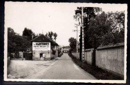 "ROMANECHE THORINS 71 - Hotel Relais "" Les Maritonnes"" - Restaurant - CIM - Autres Communes"