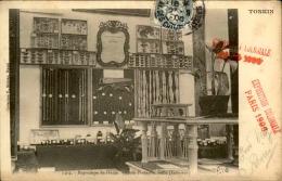 EXPOSITION - Carte Postale Du Tonkin Avec Griffe De L ' Exposition Coloniale De Paris En 1906 - A Voir - L 5158 - Expositions