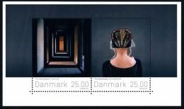 DENMARK/Dänemark 2016 Stamp Art, Trine Søndergaard Minisheet** - Blocs-feuillets