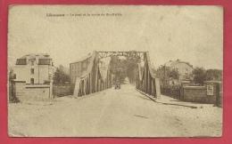 Libramont - Le Pont Et Le Route De Houffalize - Oldtimer - 1935  (voir Verso ) - Libramont-Chevigny